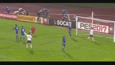 Serge Gnabry'ın San Marino ağlarına attığı gol