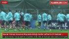 Burak Yılmaz Kosova Maçında Attığı Golle Lefter'in 21 Golünü Geçti