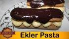 Ekler Pasta Nasıl Yapılır | Pratik Ekler Pasta Tarifi