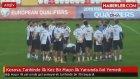Kosova, Tarihinde İlk Kez Bir Maçın İlk Yarısında Gol Yemedi