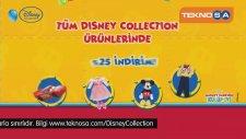 Mickey'nin Doğum Günü - Disney Collection Kampanyası