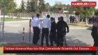 Türkiye-Kosova Maçı İçin Stat Çevresinde Güvenlik Üst Düzeye Çıkarıldı