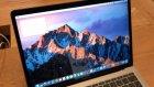 Yeni Macbook Pro'ya Dokunduk!