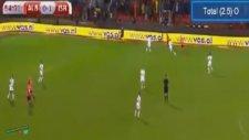 Arnavutluk 0-3 İsrail (Maç Özeti - 12 Kasım 2016)