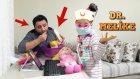 DR. Melike Ve Hastası Kolu Kopuk Peluş Bebek :) | Skeç Komedi