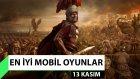 Haftanın Mobil Oyunları - 13 Kasım