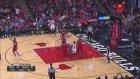 Jimmy Butler'dan Wizards ekibine karşı neredeyse triple-double!