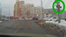 Köpekten İnsanlara Trafik Dersi