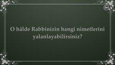 Mishary Rashid al Afasy - 55 - Rahmân Sûresi ve Meali [2006 Kıraatı]