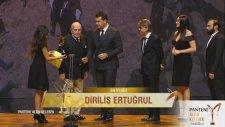 Yılın En İyi Dizisi - Diriliş Ertuğrul (Pantene AltınKelebek Ödülleri)