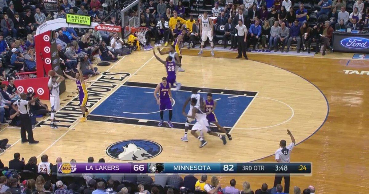 Andrew Wiggins'den Lakers'a Karşı Kariyer Rekoru 47 Sayı ...