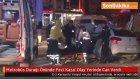 Metrobüs Durağı Önünde Feci Kaza! Olay Yerinde Can Verdi