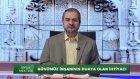 Dua'nın Önemi 26-11-2015  Abdurrahman Büyükkörükçü Hoca