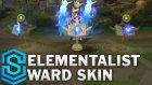 Elementalist Ward Skin