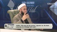 İle İlmihal (36. Bölüm 21 Ocak 2016)fatih Kalender Hocaefendi Lalegul Tv