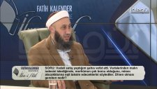 İLMİHAL 35  Bölüm- Fatih KALENDER Hocaefendi  14 Ocak 2016 Lâlegül Tv HD