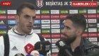 Tolgay Arslan, Beşiktaş'ta Çok Mutlu Olduğunu Dile Getirdi