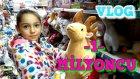 Bir Milyoncu Dükkanlarını Gezdik Evcilik İçin Ekstra Şeyler Topladık
