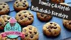 Damla Çikolatalı Balkabaklı Kurabiye | Ayşenur Altan Kurabiye Tarifleri