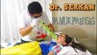 Dr. Serkan Ve Hastası Pamuk Prenses | Skeç Komedi Videosu