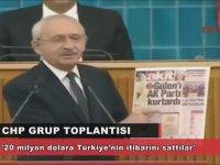 İsrail'le Anlaşarak 20 Milyon Dolara Türkiye'nin İtibarını Sattılar - Kemal Kılıçdaroğlu