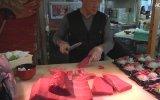 Japonya Sokak Lezzetleri  Sashimi