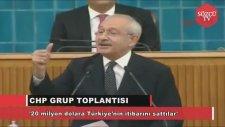 Kemal Kılıçdaroğlu: 20 Milyon Dolara Türkiye'nin İtibarını Sattılar