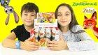 Zootropolis Sürpriz Yumurta Açma Judy Hopps Challenge Oyuncak Abi
