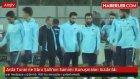 Arda Turan ile Ebru Şallı'nın Samimi Konuşmaları Sızdırıldı