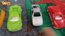 Arabalarla İngilizce Renkleri Öğrenelim! Learn Colours! What Colour İs This? Colors And Cars!