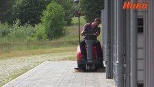 Hako Sweepmaster B800 R Kehrsaugmaschine  Vacuum Sweeper Kehrmaschine reinigungsmaschine