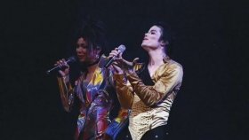 Michael Jackson - S.Garrett - I Just Can't Stop Loving Y Ou