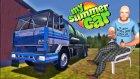Nereye Mıçacak Bu Adam? | My Summer Car #7  - Oyun Portal