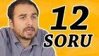 Ogrencilerin Her Sınavda Sordugu 12 Klişe Soru