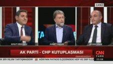 Aykut Erdoğdu'nun 'Sabır da Bir Yere Kadar' Diyerek Masayı Yumruklaması