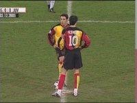 Galatasaray 2 - 0 Juventus (2003)