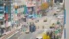 Japonya'da Çöken Yol 7 Günde Böyle Onarıldı