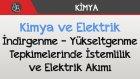 Kimya ve Elektrik - İndirgenme / Yükseltgenme Tepkimelerinde İstemlilik ve Elektrik Akımı