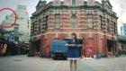 Video Klipte Binanın Üst Katından Düşüp Ölen Adam