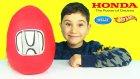 Honda Oyun Hamuru DEV Sürpriz Yumurta Açma Oyuncak Arabalar