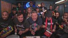 Metallica ve Jimmy Fallon'dan Okul Enstrümanlarıyla 'Enter Sandman'