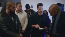 David Blaine Bu Defa Drake, Stephen Curry ve Dave Chappelle'in Aklını Aldı