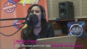 Hande Ünsal  - Sarı Çizmeli Mehmet Ağa (Akustik Canlı Performans)