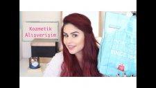 Alışveriş || Gratis, Watsons,cosmetica, H&m, Nyx - Cilt Bakımı