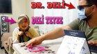 Dr. Serkan Ve Hastası Evlenmek İsteyen Tükürükçü Teyze | Yeni Skeç Komedi Videosu