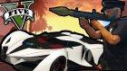 Dünyanın En Hızlı Arabası Vs Roket!! (Gta V)