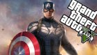 Kaptan Amerika Modu! - Gta V Modları - Burak Oyunda