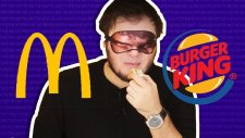 McDonald's Mı Yoksa Burger King Mi? - Gözler Kapalı Test
