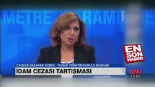TÜSİAD Başkanı Cansen Başaran: Biz İdama Karşıyız
