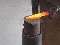 Çelik Ustura Yapımı